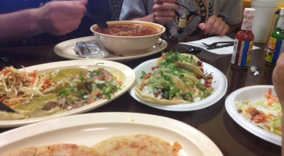 Photo of Mexican Restaurant La Taqueria Mexican Grill at 973 E Broad St, Fuquay Varina, NC 27526, United States
