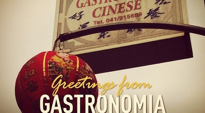 Photo of Chinese Restaurant Gastronomia Cinese at Via Miranese, 203, Venezia 30174, Italy