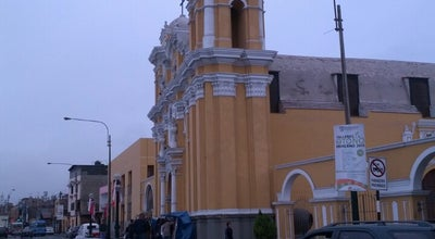 Photo of Church Iglesia Santiago Apóstol at Peru