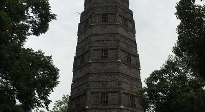 Photo of Historic Site 保俶塔 Baochu Pagoda at 杭州, Ch, China