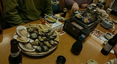 Photo of Sake Bar 貝鮮料理うらやす at 当代島1-17-5, 浦安市 279-0001, Japan