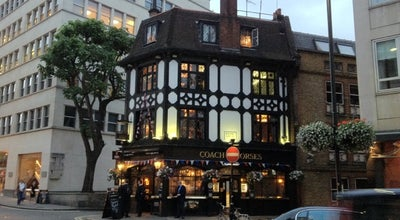 Photo of Pub Coach & Horses at 5 Bruton St, Mayfair W1J 6PT, United Kingdom