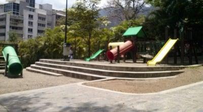 Photo of Playground Parque Caballito at Avenida Transversal 7 Altamira, Caracas, Venezuela