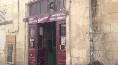 Photo of Wine Bar La Guignette at 8 Rue Saint-nicolas, La Rochelle 17000, France