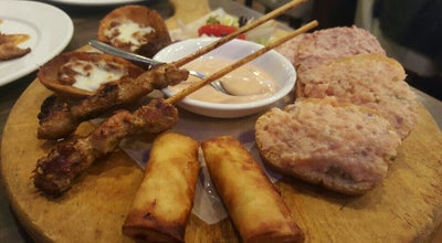 Photo of Italian Restaurant Marco's Oyster Bar & Grill at 169-189 Woosung St, Jordan, Hong Kong