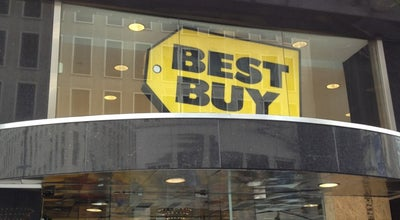 Photo of Electronics Store Best Buy at 529 5th Ave, New York, NY 10173, United States