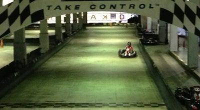 Photo of Racetrack EasyKart.net (อีซี่คาร์ท) at Royal City Avenue Rd., Huai Khwang 10310, Thailand