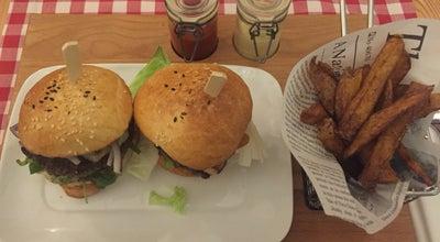 Photo of Burger Joint Laggis Burger & Steaks at Nürnberger Str. 11, Leipzig 04103, Germany