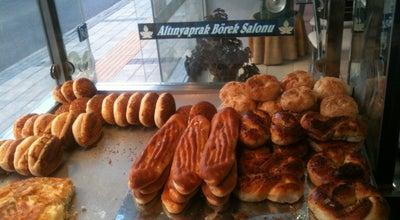 Photo of Breakfast Spot Altınyaprak Börek Salonu at Konak Mah Aydın Cad Finans Bank Karşısı, Turkey