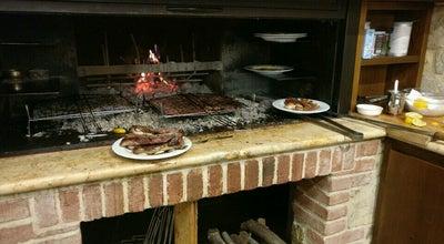 Photo of Argentinian Restaurant La taverna di Julio at Castiglion del lago, Italy