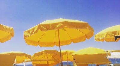 Photo of Beach Plage L'Ondine at Boul. De La Croisette, Cannes 06400, France
