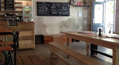Photo of Vegetarian / Vegan Restaurant New Deli Yoga at Falckensteinstr. 37, Berlin 10997, Germany