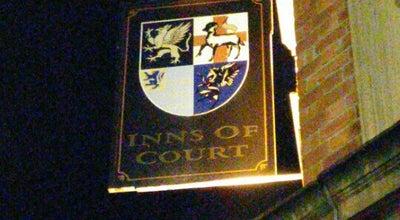 Photo of Bar Inns of Court at 22 King Street, Wakefield WF1 2SR, United Kingdom