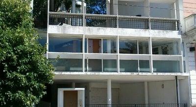 Photo of Monument / Landmark Casa Curutchet by Le Corbusier at Av. 53, Nº 320, La Plata 1900, Argentina