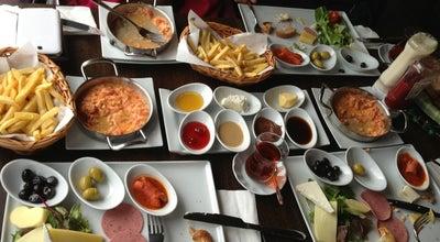 Photo of Cafe Chaplin Cafe & Restaurant at Atatürk Mah. Kordonboyu Cad. No:109/a, Büyükçekmece 34500, Turkey