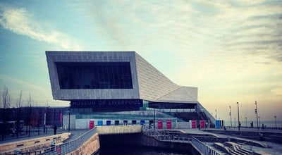 Photo of History Museum Museum of Liverpool at Media House, Liverpool L3 1DG, United Kingdom