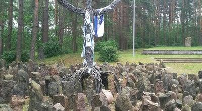 Photo of Historic Site Rumbula | nacisma upuru piemiņas vieta. at Rumbula, Latvia