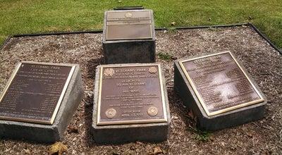 Photo of Park Veterans Park at 4552-4596 Avenida Granada, Cypress, CA 90630, United States
