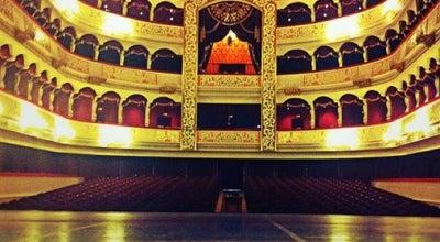 Photo of Theater Астраханский государственный театр оперы и балета at Ул. Максаковой, 2, Астрахань 414000, Russia