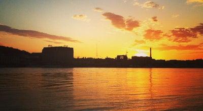 Photo of Island Труханів острів / Trukhaniv Island at Вул. Труханівська, Київ, Ukraine