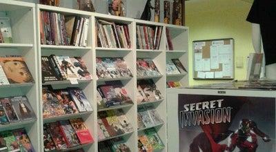 Photo of Bookstore Geek Zone at Al. Ken 36 Lokal 123 (na Piętrze), Poland