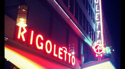 Photo of Movie Theater Biograf Rigoletto at Kungsgatan 16, Stockholm 111 22, Sweden
