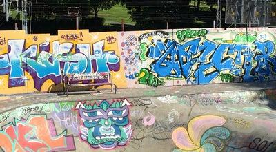Photo of Skate Park Gamlebyen Sport & Fritid (GSF) at St. Halvards Gate 1, Oslo 0192, Norway