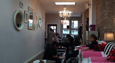 Photo of Nail Salon The V Spot at 159 14th St, Hoboken, NJ 07030, United States