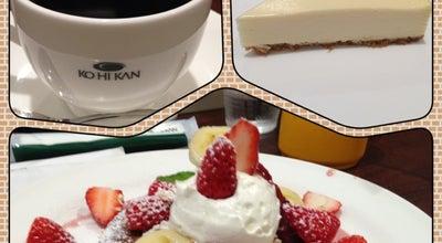 Photo of Tea Room 珈琲館 ソヨカふじみ野店 at うれし野2-10-3, ふじみ野市 356-0056, Japan