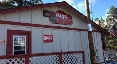 Photo of New American Restaurant BLT'S RESTAURANT at Big Bear Blvd, Big Bear Lake, CA 92315, United States