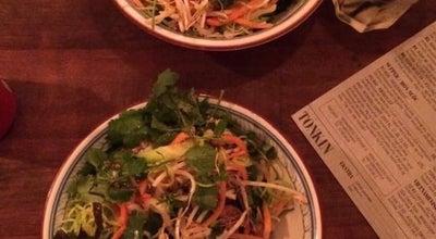 Photo of Asian Restaurant District Tonkin - Bánh Mí at Dronningens Tvaergade 12, Copenhagen 1302, Denmark