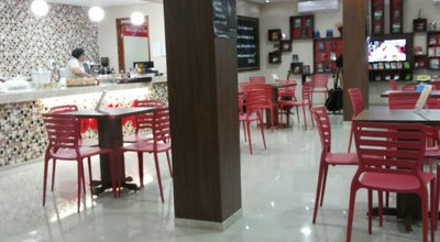 Photo of Cafe Bookafé at Rua Cônego Pinto De Mendonça, 118, Quixeramobim 63800-000, Brazil