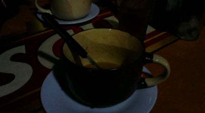Photo of Diner Petisco (caldo de vaca atolada) at Areia Branca, Petrolina 56330-170, Brazil