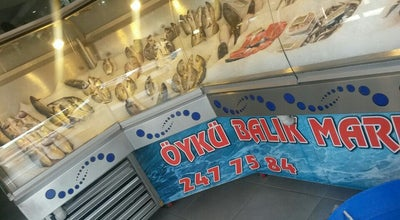 Photo of Fish Market Öykü Balık at Turkey