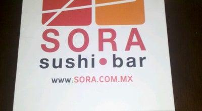 Photo of Sushi Restaurant Sora Sushi Bar at Calle 6a, Matamoros, Mexico