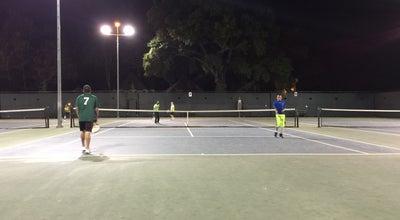 Photo of Tennis Court McKinley Tennis Complex at 601 Alhambra Blvd, Sacramento, CA 95816, United States
