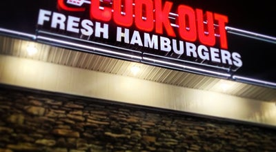 Photo of Burger Joint Cook Out at 715 College Rd., Wilmington, NC 28403, United States