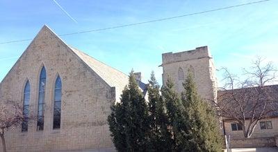 Photo of Church St James Episcopal Church at 3750 E Douglas Ave, Wichita, KS 67208, United States
