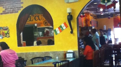 Photo of Mexican Restaurant Taqueria El Cunado at 700 S Thompson St, Springdale, AR 72764, United States