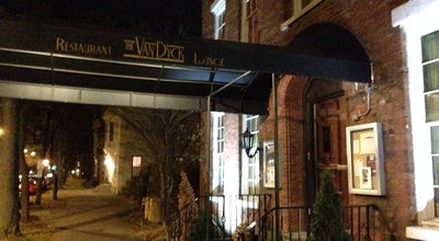 Photo of American Restaurant Van Dyck at 237 Union St, Schenectady, NY 12305, United States