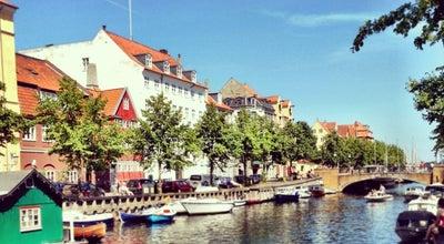 Photo of River Christianshavns Kanal at Overgaden Oven Vandet, København 1415, Denmark