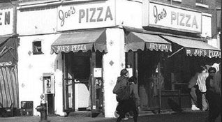 Photo of Italian Restaurant Joe's Pizza at 150 East 14th Street, New York City, NY 10003, United States