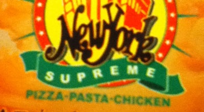 Photo of Pizza Place New York Supreme at Mon Tang Ave., Angeles City 2009, Philippines