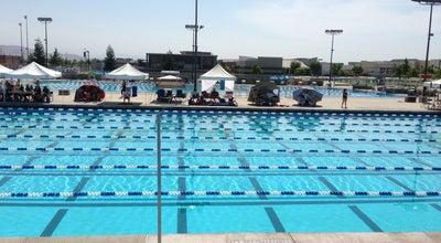 Photo of Pool Clovis North Aquatics Complex at Clovis, CA 93611, United States