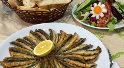 Photo of Fish and Chips Shop berke balık restaurant at Turkey