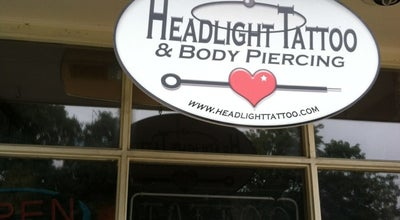Photo of Tattoo Parlor Headlight Tattoo 3 at 17 N Main St, Woodstown, NJ 08098, United States