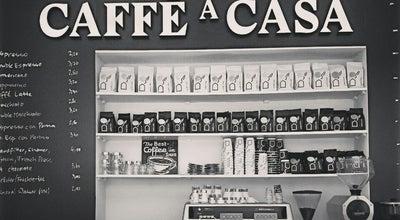 Photo of Cafe Caffè a Casa at Servitengasse 4a, Vienna, Austria