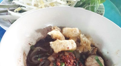 Photo of Ramen / Noodle House ก๋วยเตี๋ยวเรือลุงผุย at หน้าวัดบางขมิ้น, Phra Pradaeng, Thailand