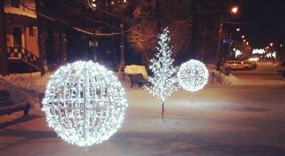 Photo of Park Музыкальная аллея at Рядом С Ул. Воровского, 14, Murmansk, Russia