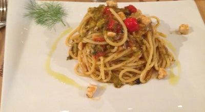 Photo of Mediterranean Restaurant Badalamenti Cucina e Bottega at Viale Galatea 55, Palermo 90151, Italy
